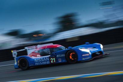2015 Le Mans Nissan NISMO GT-R Quali