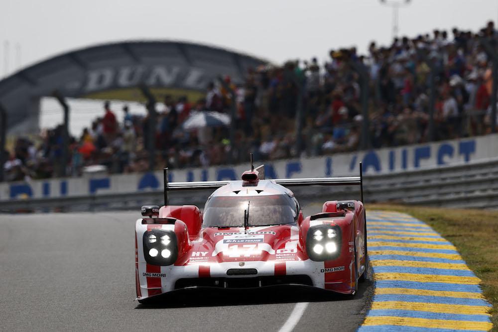 2015 Le Mans Porsche 919 Race 005