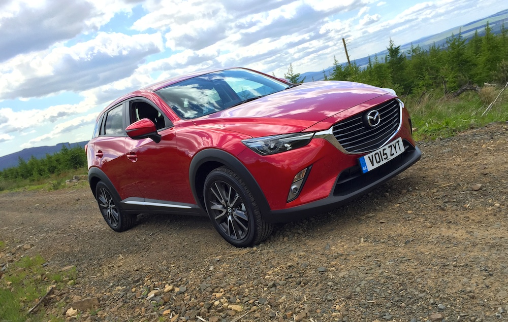 2015 Mazda CX-3 Launch 001