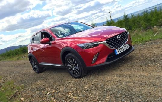 2015 Mazda CX-3 Launch 001