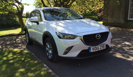 2015 Mazda CX-3 Launch 006