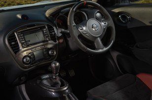 2015 Nissan Juke NISMO RS Interior 003
