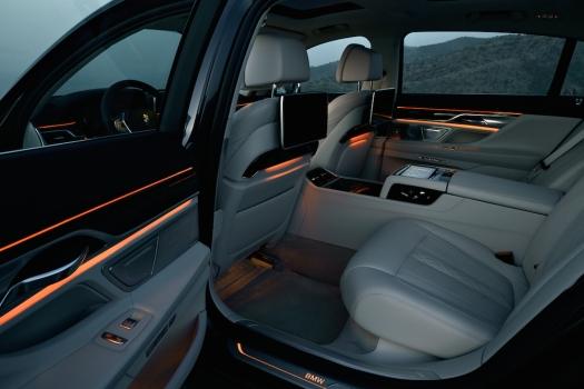 2016 BMW 7 Series G11-G12 Interior 004