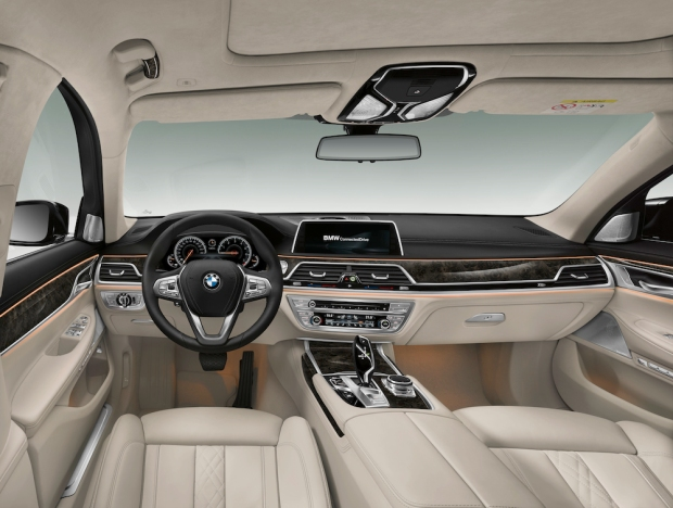 2016 BMW 7 Series G11-G12 Interior 005