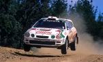 Unmistakable Castrol Toyota Celica GT-Four from 1995