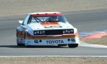 IMSA GTU Toyota Celica raced in the USA during the mid-1980s