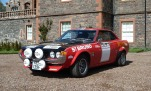 Ove Andersson's Toyota Celica 1600GT took class win at RAC Rally in 1972