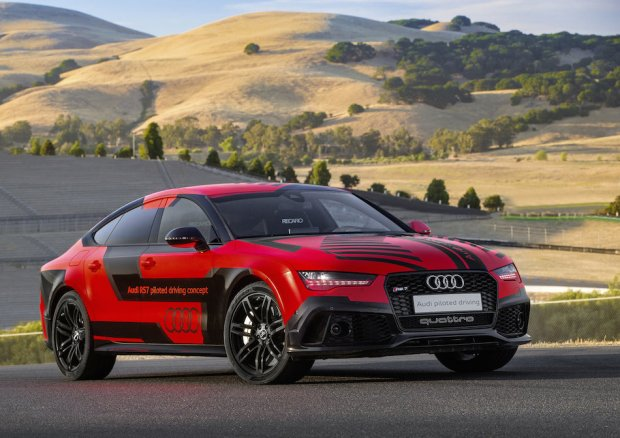 2015 Audi RS 7 Robby Piloted Sonoma 001