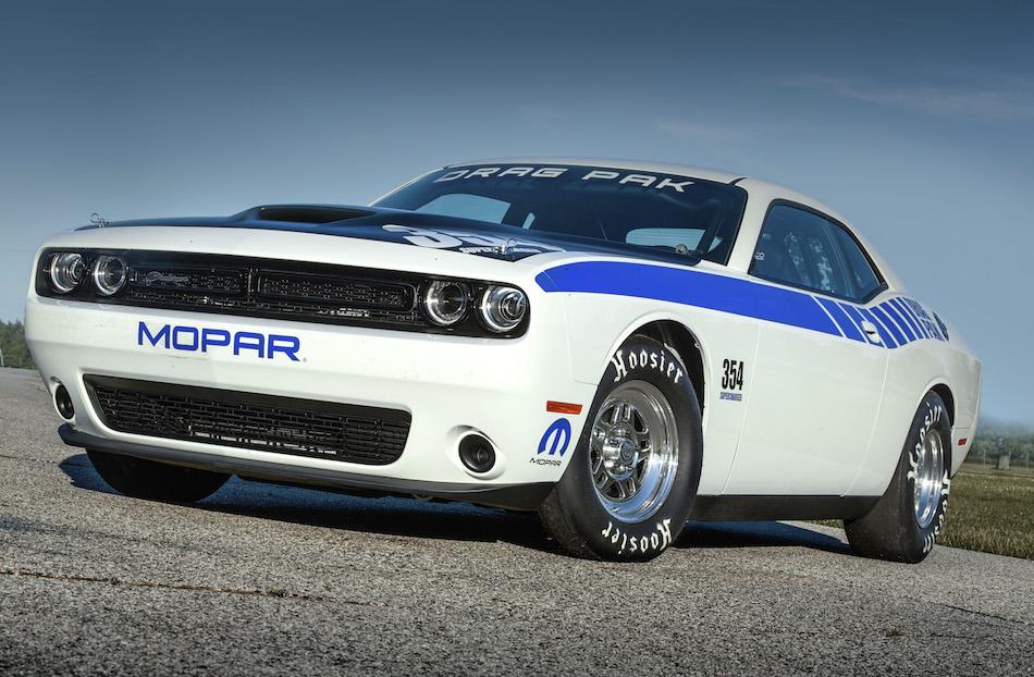 2015 Dodge Challenger Mopar Drag Pak