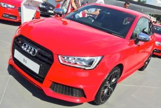 2015 Goodwood FOS Audi S1