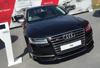 2015 Goodwood FOS Audi S8