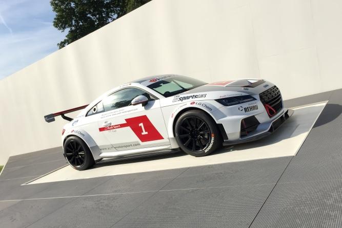 2015 Goodwood FOS Audi TT Cup
