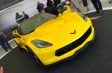 2015 Goodwood FOS Chevrolet C7 Corvette Z06
