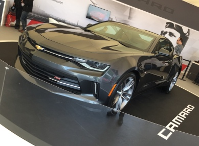 2015 Goodwood FOS Chevrolet Camaro