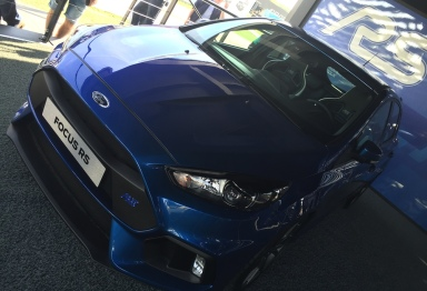 2015 Goodwood FOS Ford Focus RS