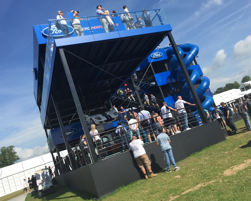 Trade Stands Goodwood Festival Speed : Goodwood festival of speed gallery three