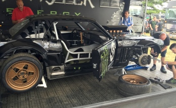 2015 Goodwood FOS Ken Block HOONICORN Mustang