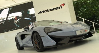 2015 Goodwood FOS McLaren 570S