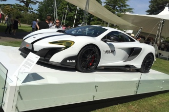 2015 Goodwood FOS McLaren 675LT