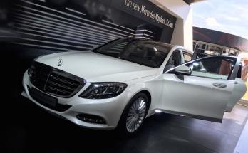 2015 Goodwood FOS Mercedes-Maybach