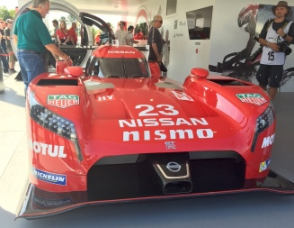 2015 Goodwood FOS Nissan NISMO GT-R Le Mans
