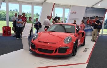 2015 Goodwood FOS Porsche 911 GT3 RS 991