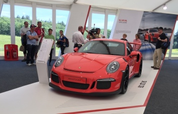 2015 Goodwood FOS Porsche 911 GT3 RS 991