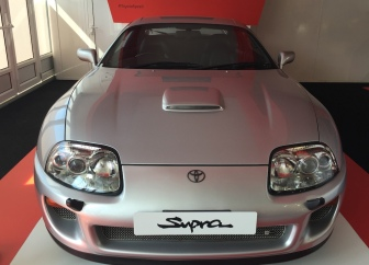 2015 Goodwood FOS Toyota Supra