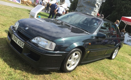2015 Goodwood FOS Vauxhall Lotus Carlton