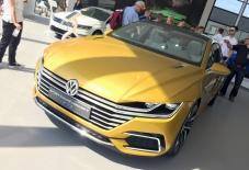 2015 Goodwood FOS Volkswagen GTE Concept