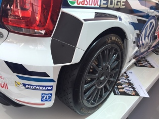 2015 Goodwood FOS Volkswagen Polo R WRC