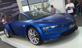 2015 Goodwood FOS Volkswagen XL Sport Concept