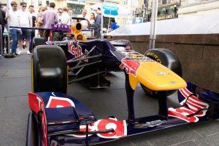 2015 NE1 Motor Show Red Bull Racing F1