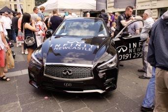 2015 NE1 Motor Show Infiniti Q50