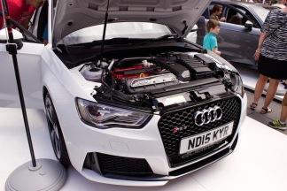 2015 NE1 Motor Show Audi RS 3