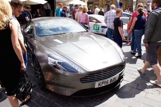 2015 NE1 Motor Show Aston Martin DB9 GT