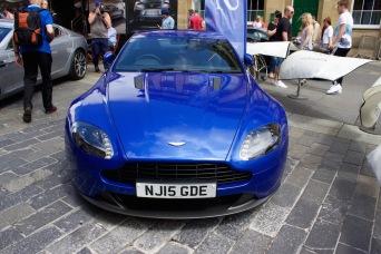 2015 NE1 Motor Show Aston Martin V8 Vantage