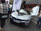 2015 NE1 Motor Show BMW i8