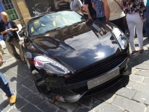 2015 NE1 Motor Show Aston Martin Vanquish Volante