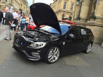2015 NE1 Motor Show Volvo V60 Polestar