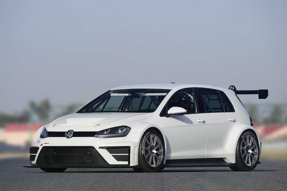 2015 Volkswagen Motorsport TCR Golf