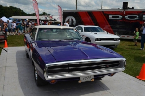 1970 Dodge Charger Plum Crazy