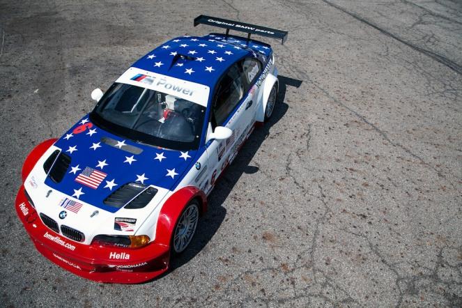 2001 PTG BMW E46 M3 GTR2001 PTG BMW E46 M3 GTR