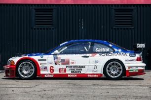 2001 PTG BMW E46 M3 GTR