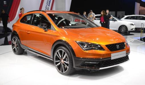 SEAT Leon Cross Spor