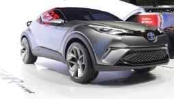 Toyota CHR Concept