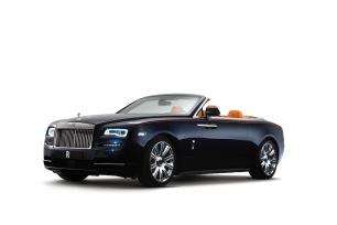 2015 Rolls-Royce Dawn