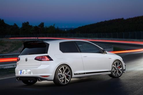 2016 VW Golf GTI Clubsport