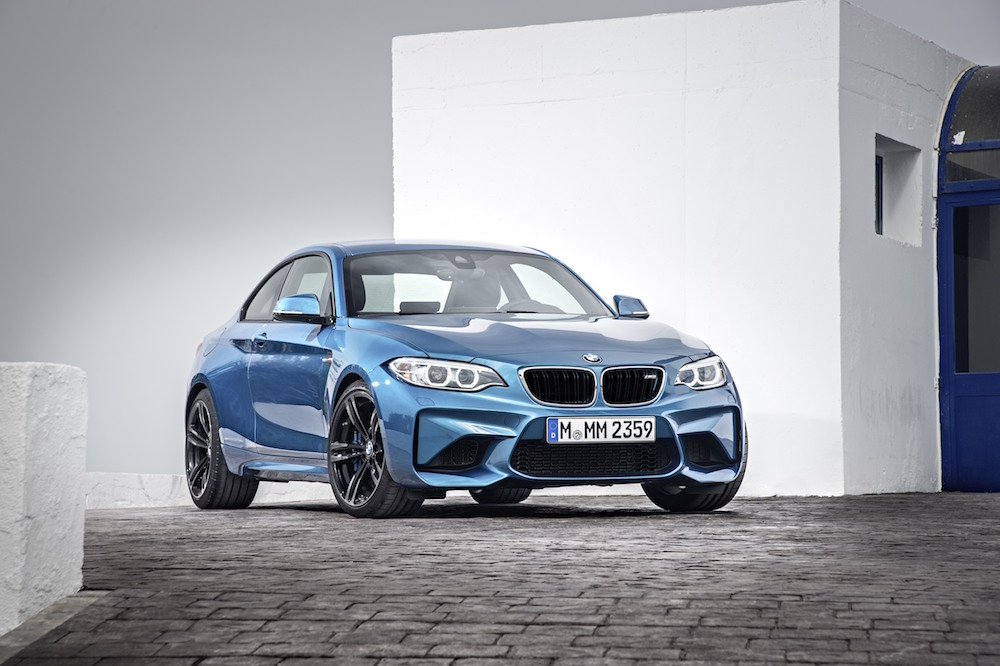 Guest Post | Ned Jasper | BMW M2 – EngageSportMode