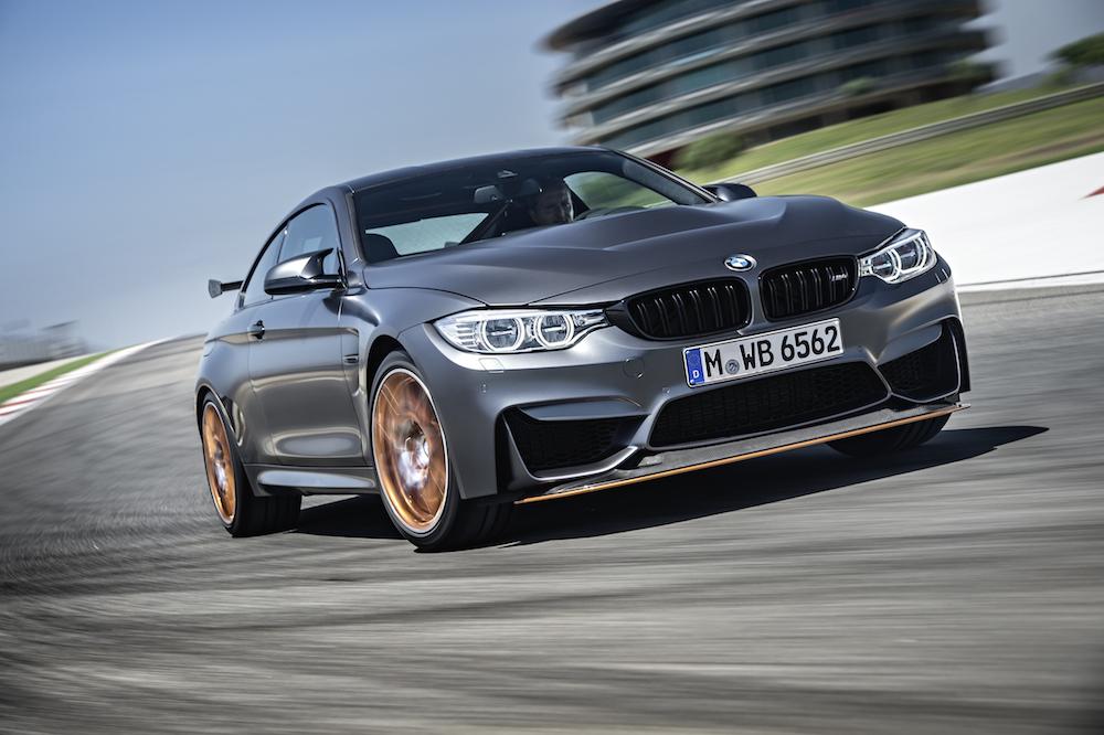 2015 BMW M4 GTS